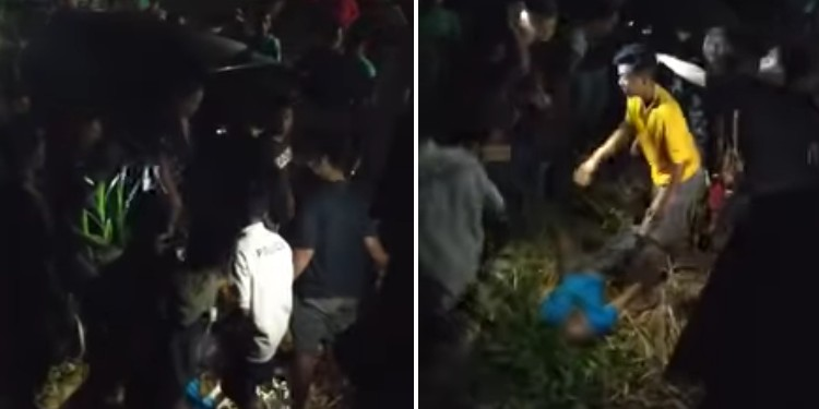 dua bocah tewas <a href='https://manado.tribunnews.com/tag/kecelakaan' title='kecelakaan'>kecelakaan</a>