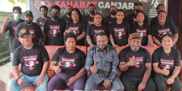 Sahabat Ganjar Papua