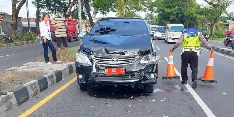 kecelakaan ring road